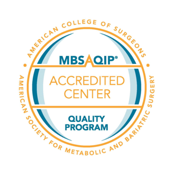 ACS ASMBS Seal Accredited Center Metabolic and Bariatric Surgery